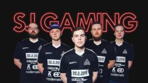 Elisa eSports series: SJ Gaming vs KOVA